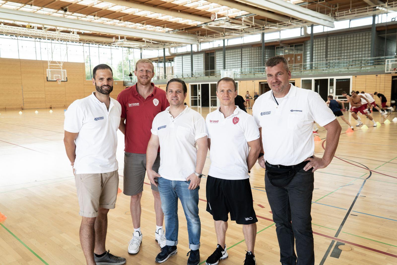 Partnerschaft mit s.Oliver Würzburg Baskets verlängert