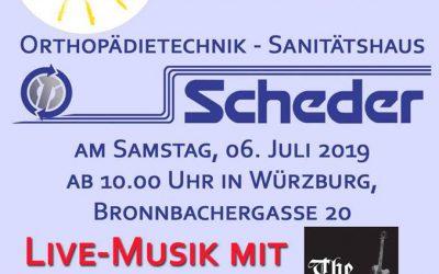 Sommerfest am Samstag 06.07.2019